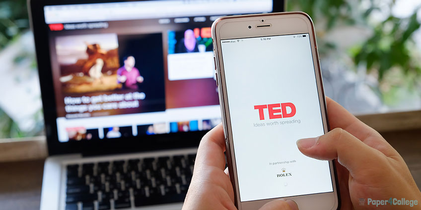 A TED Talk