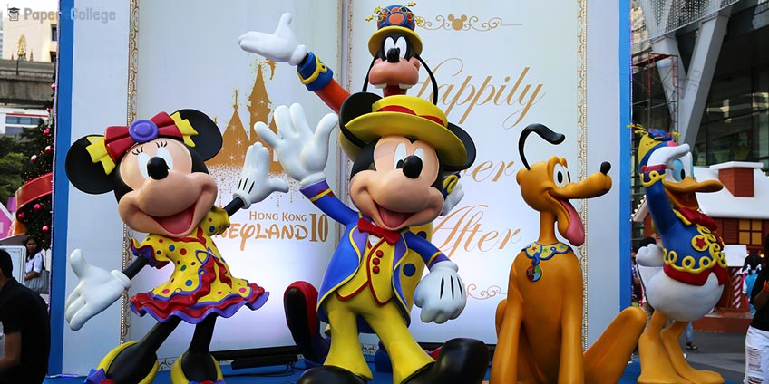 Disneyland Employees
