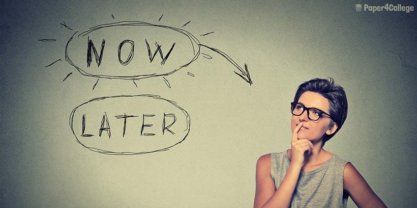 Procrastination and Success