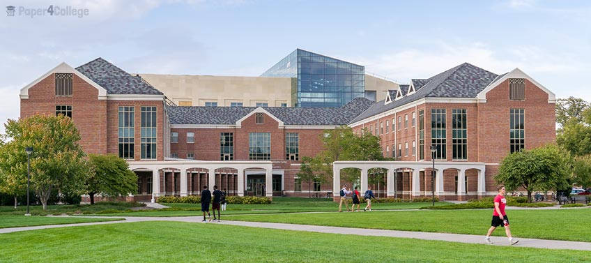 University's Campus